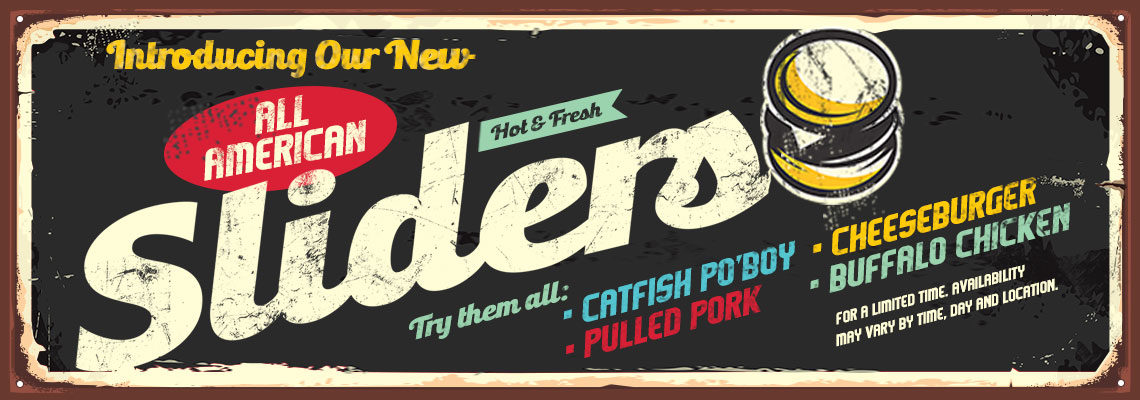All American Sliders