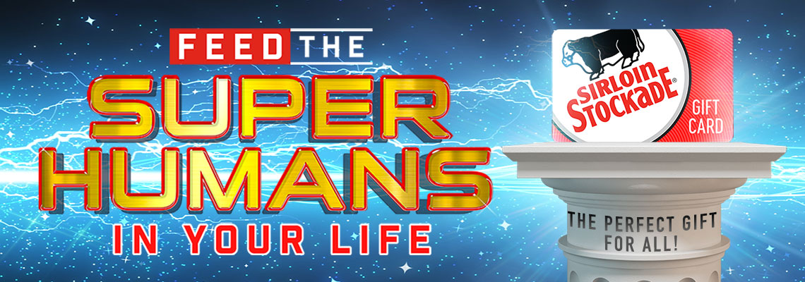 Feed the Super Humans in Your Life